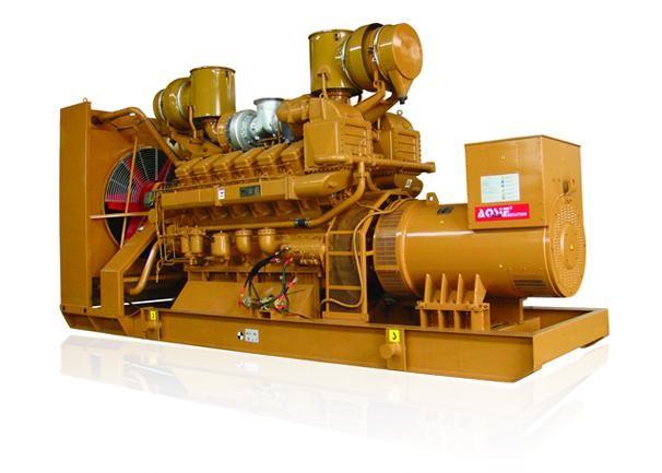 马鞍山济柴190kw系列柴油发电机组
